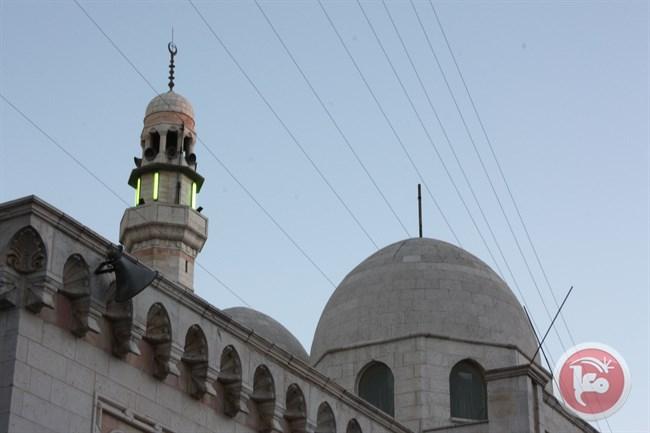 Mosque Ramallah