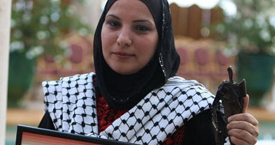 Naela Khalil journalist