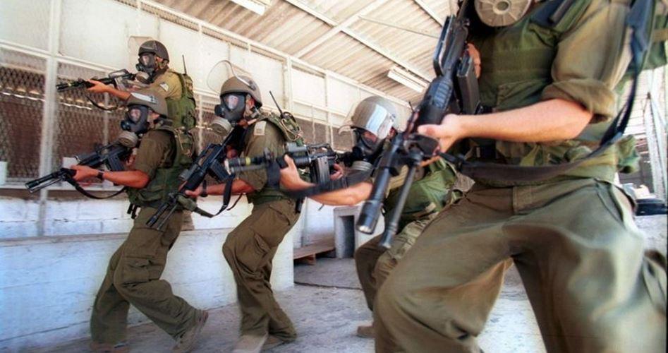 Negev jail
