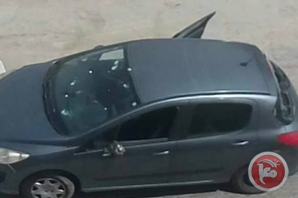 Opened fire at Pal near Shufat1