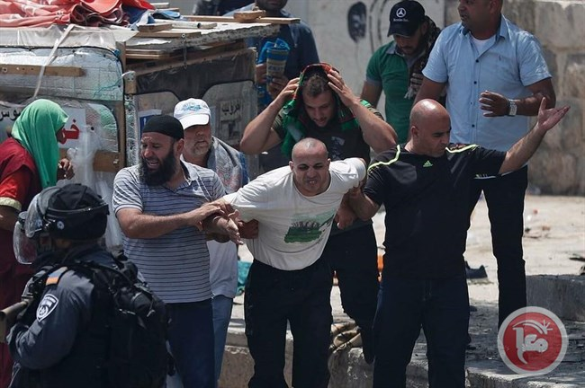 Palestinian killed al-Eizariya