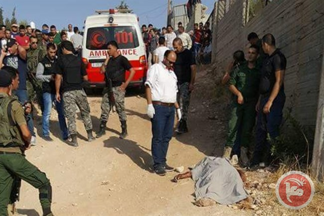 Palestinian killed Hebron