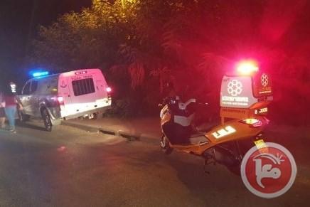 Palestinian shot dead Netanya