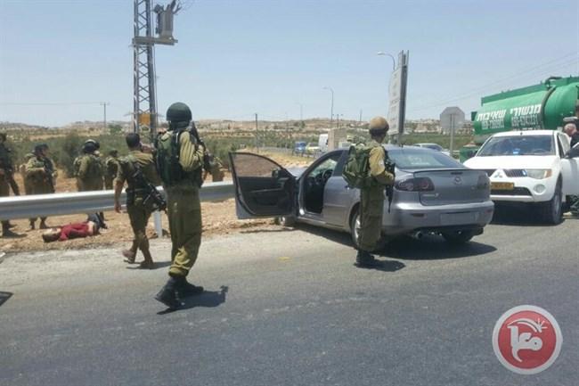 Palestinian shot dead Tuqu