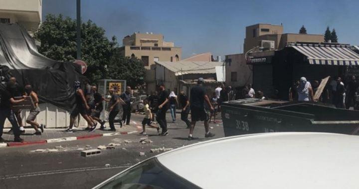 Palestinians kidnapped Jaffa