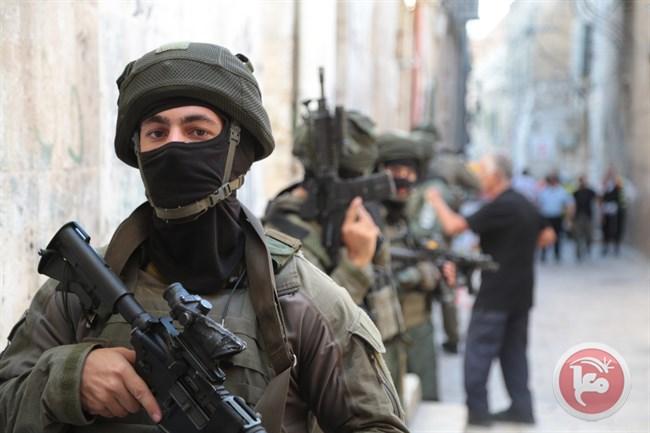 Police at Al Aqsa4