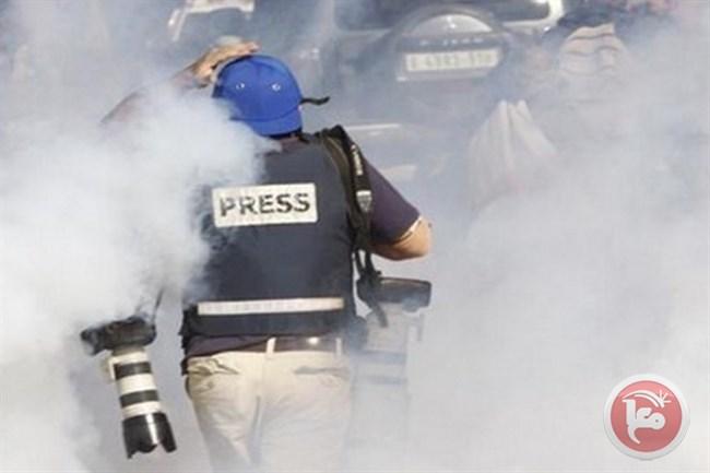 Press under attack