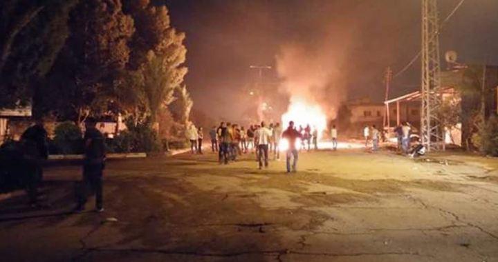 Qalqilia clashes