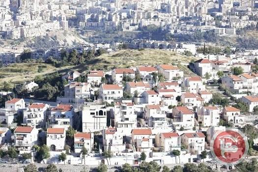 Ramat Shlomo in East Jerusalem