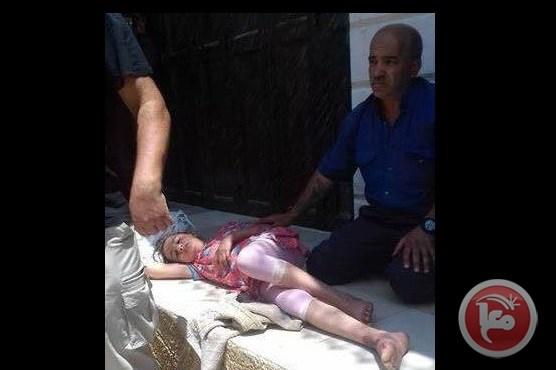 Wadi al-Hsien 10 years Palestinian child