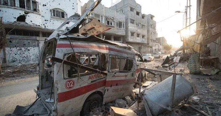 War on Gaza - opinion