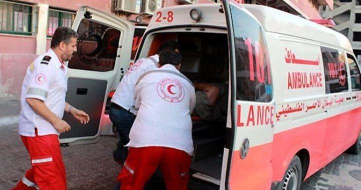 Wijdan Fars injured by car attack
