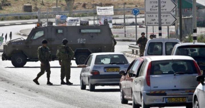 Zatara military checkpoint