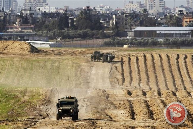 Zios military raided Gaza