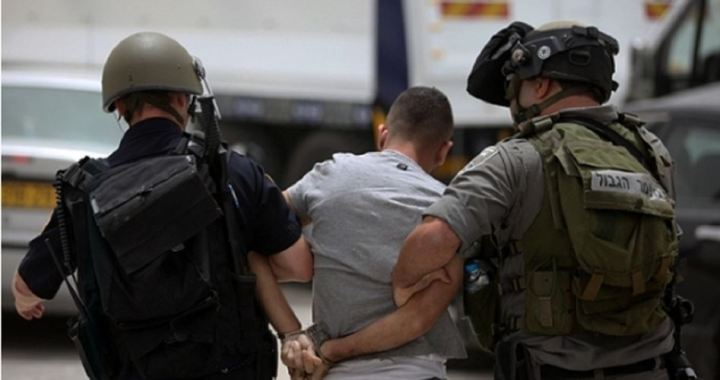 141 Palestinians arrested