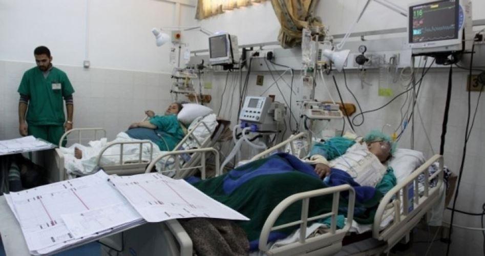 15 Gazans died