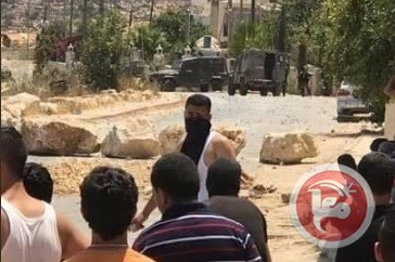 15 Palestinians injured raid Kobar