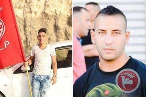 2 Palestinians shot