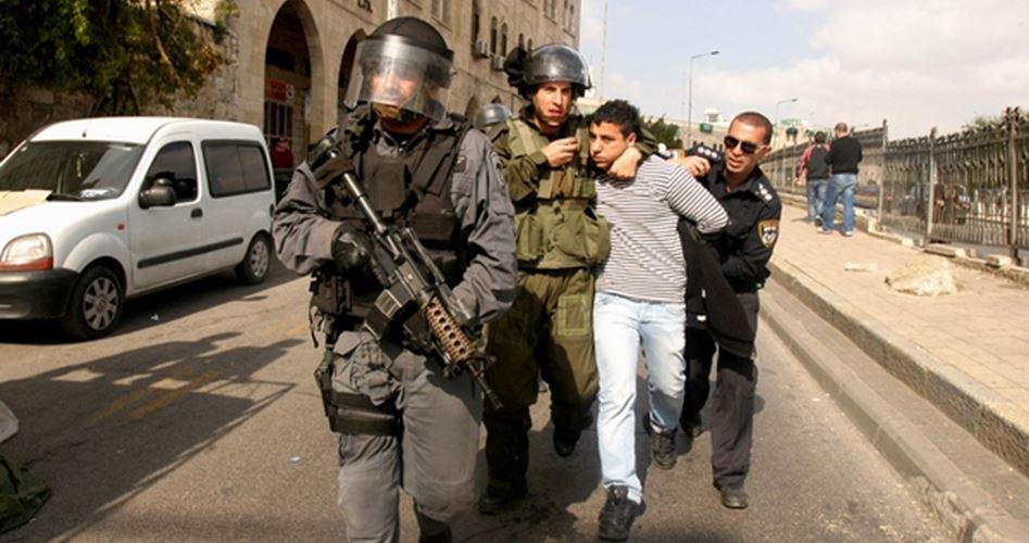 4 Pal arrested and Jad al-Rajabi