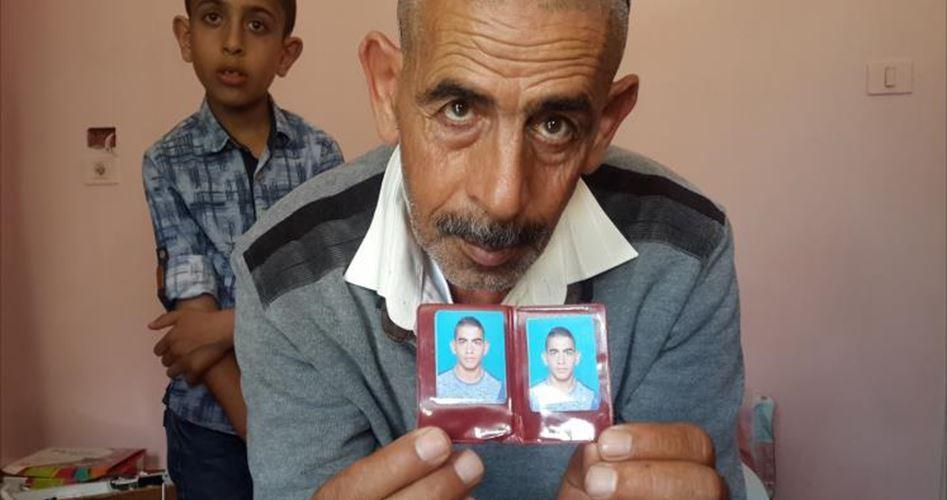 5 relatives Omar al-Abed