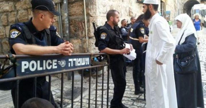 Abu Feras Jarjour and son arrested