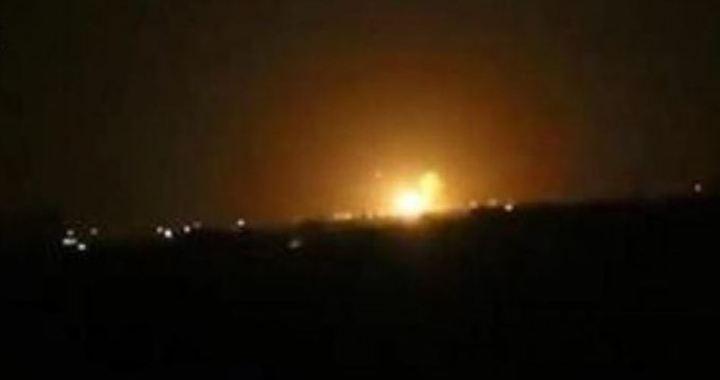 Airstrikes Gaza