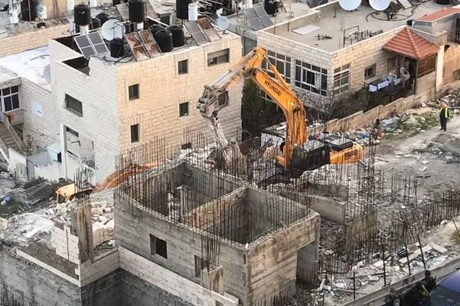 Demolition Beit Hanina