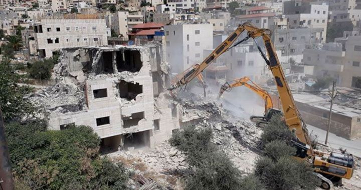 Demolition Walaja