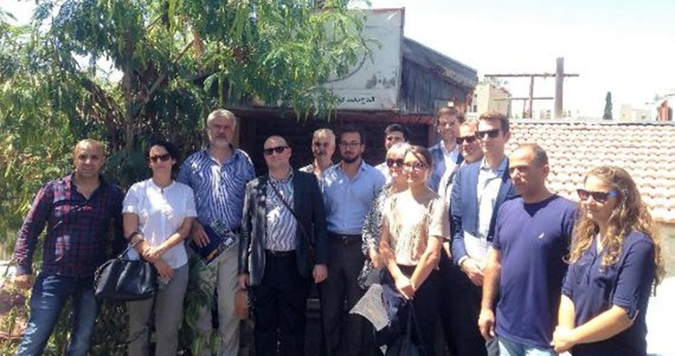 EU delegation Palestine