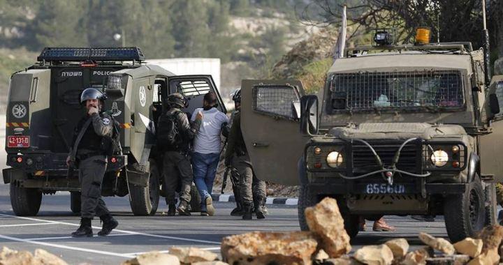 Fresh raids West Bank