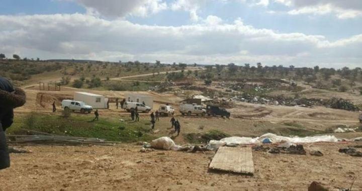Hiran settlement in Negev