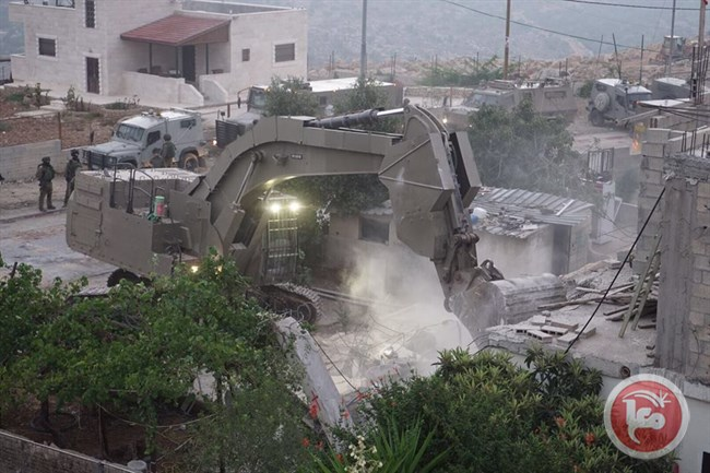 Home demolished Kobar2