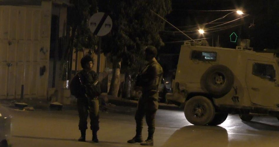 IOF kidnapped 2 young men WB