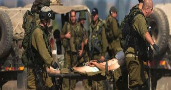 IOF military security drills WB