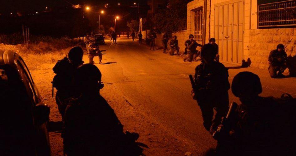 IOF raids homes WB again