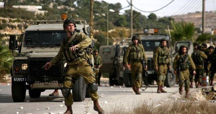 IOF raids House Beit Fajjar