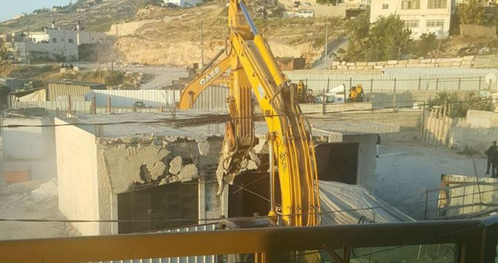 IOF treatened Ramallah and O-J'lem