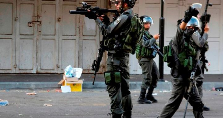 Minor kidnapped by IOF