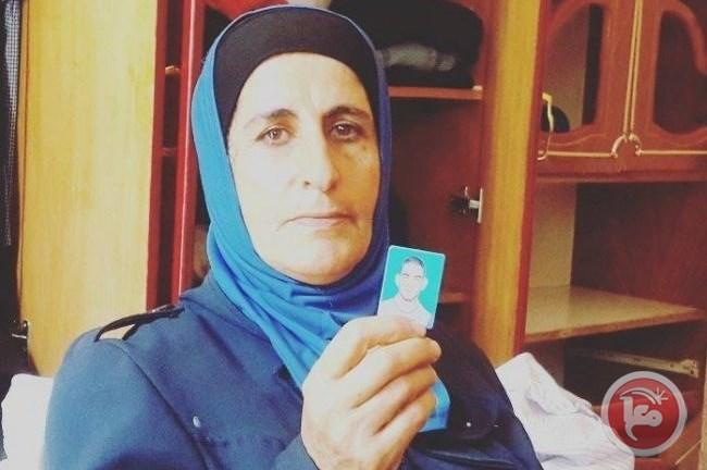 Mother Omar al-Abed
