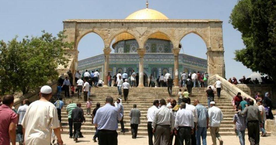 Pal presence al-Aqsa