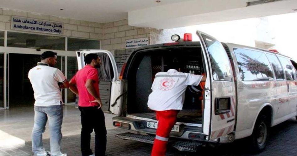Pal worker shot Dar Salah