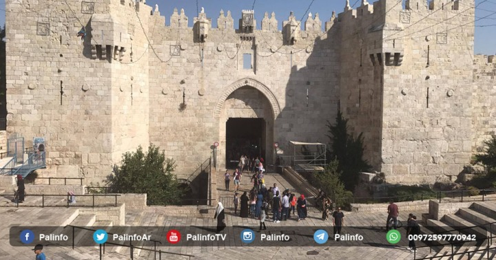 Pals banned entering al-Aqsa1