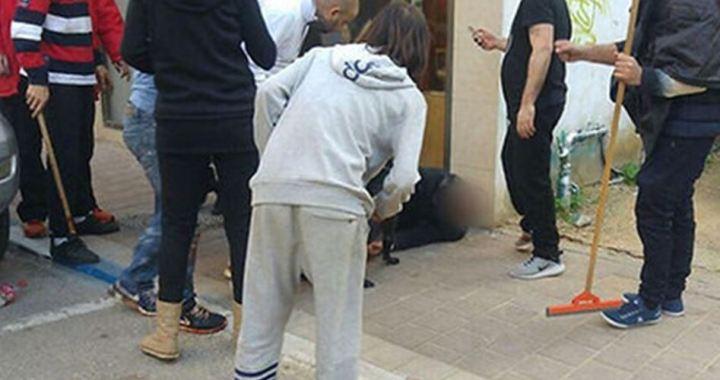 Settler attack al-Khalil