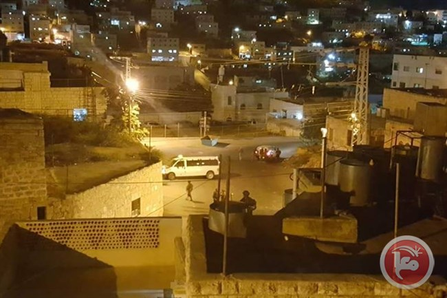 Settlers attack Hebron1