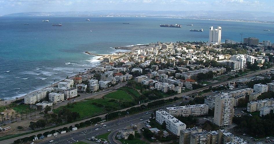 Ammonia tank Haifa