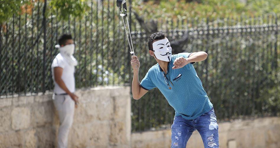 Choke teargas