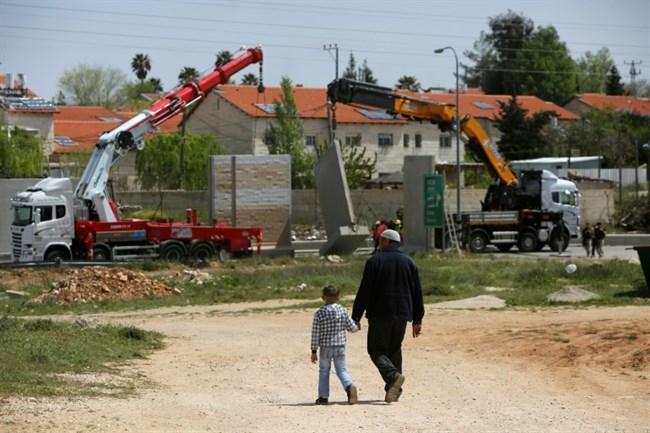 Illegal settlement Beit El