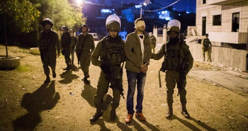 IOF kidnapped citizens