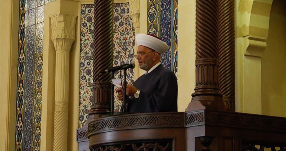 Lebanon grand mufti