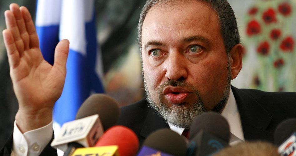 Lieberman and army